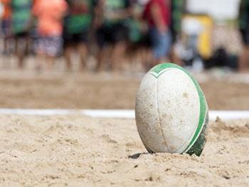 Beach Rugby(Maggie☆G)